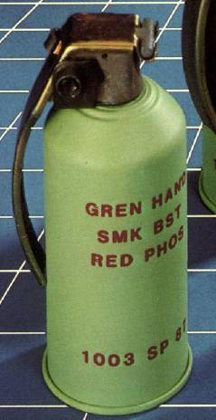 South African grenades